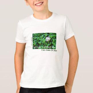 Munt me een Perfecte Dag/ben ik komen spelen T Shirt