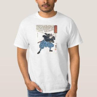 Musashi Miyamoto 宮本武蔵 met twee Bokken T Shirt