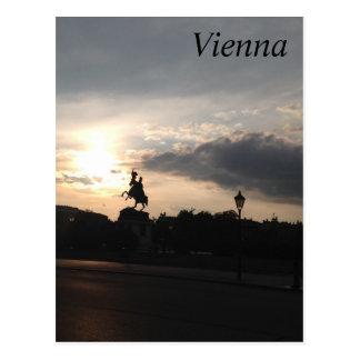 Museumplatz, Wenen Briefkaart