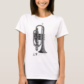 Music_Cornet_01 T Shirt