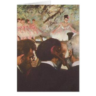 Musici in het Orkest door de Kaart van Edgar Degas