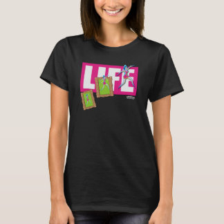 MusicToon: De afbeeldingen komen Levend T Shirt