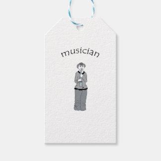musicus cadeaulabel