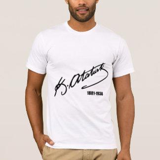 Mustafa Kemal Ataturk T Shirt