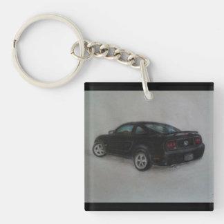Mustang GT Sleutelhanger