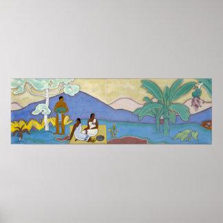 Muurschildering - het Poster van Arman Manookian