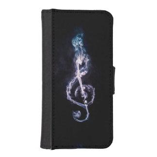 Muziek als het Leven iPhone 5 Portefeuille Hoesjes