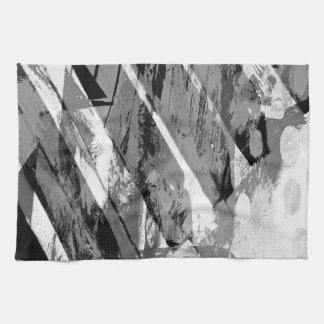 muziek, pianodecor (20) theedoek