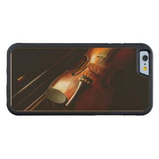 Muziek - Viool - de schrijvers uit de klassieke Esdoorn iPhone 6 Bumper Case