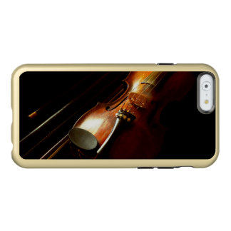 Muziek - Viool - de schrijvers uit de klassieke Incipio Feather® Shine iPhone 6 Hoesje
