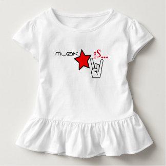 MuZiK is… De meisjes verstoren met de Hand van de Kinder Shirts