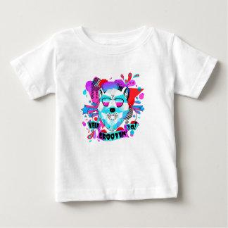 Muzikaal draag baby t shirts