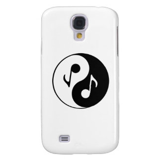 Muzikale Fusie Galaxy S4 Hoesje