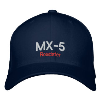 Mx-5 het Pet van het Honkbal van de grill Geborduurde Pet
