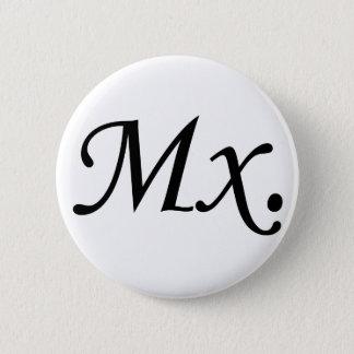 Mx. Ronde Button 5,7 Cm