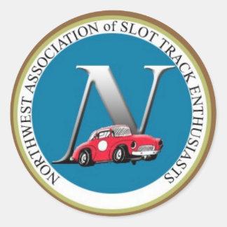 N.A.S.T.E. De Stickers van het logo