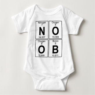 N-o-B (noob) - Hoogtepunt Romper
