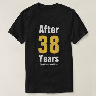 Na 38 jaar neemt zij me aan nog t shirt