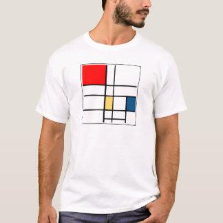 Na de T-shirt van Piet Mondriaan