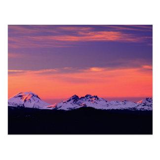 Na, de V.S., Oregon, de Drie Bergen van Zusters Briefkaart
