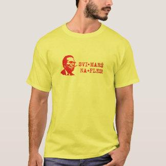Na Ples Tito van Mars van Svi T Shirt