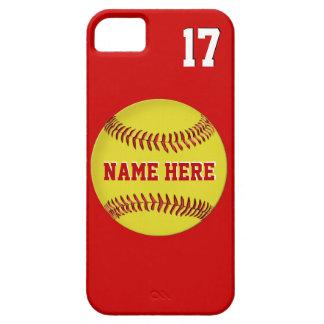 Naam, Hoesjes van iPhone van het Softball van het