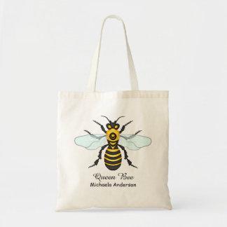 Naam van de Douane van Bijenkoningin de Mooie | Draagtas