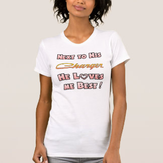 Naast zijn Lader houdt hij van me het best T-shirt