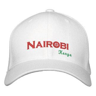 Nairobi Geborduurde Pet