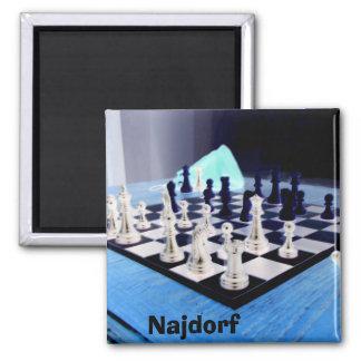 Najdorf Magneet