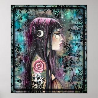 Nam Art. van de Fantasie van het Tattoo het Poster