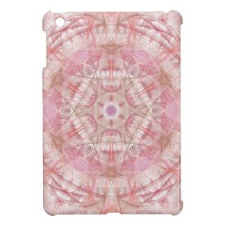 Nam en koraal roze mandala toe iPad mini hoesjes