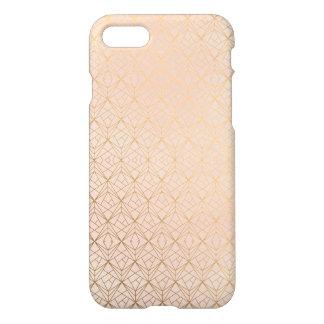 Nam Gouden Geometrische Mobiele iPhone 7 Hoesje