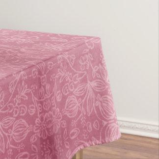 Nam het BloemenTafelkleed van de Textuur van de Tafelkleed