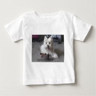 Nam met een Nieuw Speelgoed toe Baby T Shirts