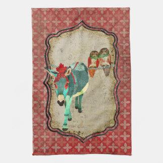Nam Uilen & de Robijnrode Handdoek van de Ezel toe