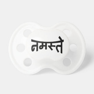 Namaste (नमस्ते) - Manuscript Devanagari Spenen