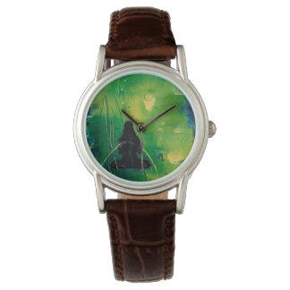 Namaste - Horloge Horloge