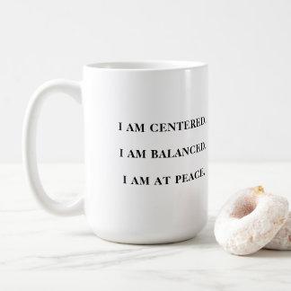 Namaste - Mok met positief citaat Koffiemok