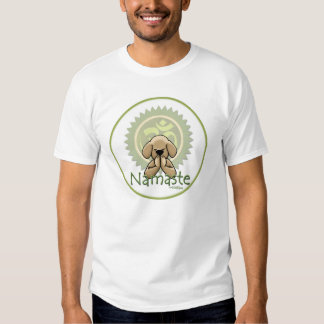 Namaste - yogaT-shirt Tshirts
