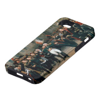 Napoleon Bonaparte Tough iPhone 5 Hoesje