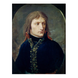 Napoleon Bonaparte zoals algemeen-in-Belangrijkst Briefkaart