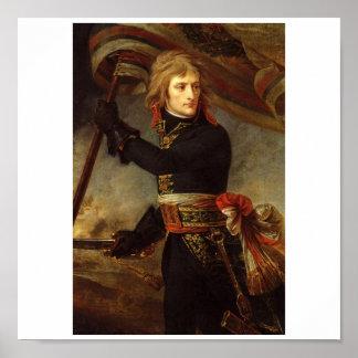 Napoleon door Antoine Jean Gros Poster