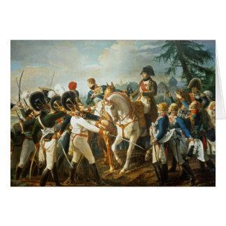 Napoleon en Beiers en Wurttemberg Kaart