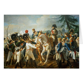 Napoleon en Beiers en Wurttemberg Wenskaart
