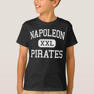 Napoleon - Hoge Piraten - - Napoleon Michigan T Shirt