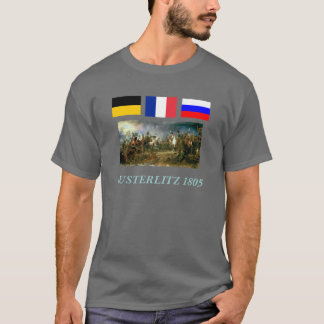 Napoleon in Austerlitz T Shirt