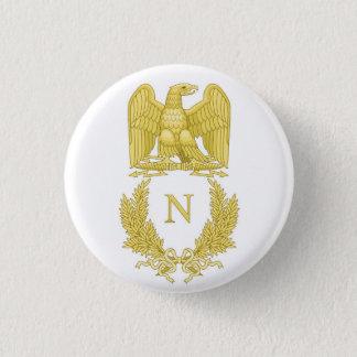 Napoléon Keizer Ronde Button 3,2 Cm