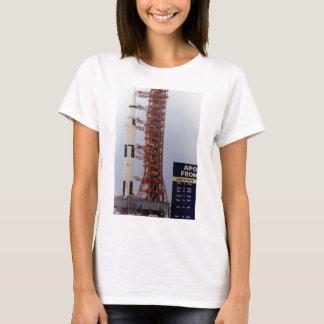 NASA Apollo 15 Saturn V ontwikkeling T Shirt