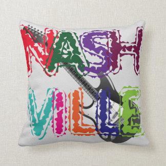 Nashville/Gitaar - werp Hoofdkussen Sierkussen